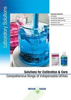 Solutions for Calibration & Care