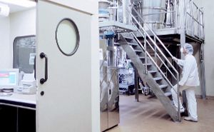 化学工艺开发和放大生产