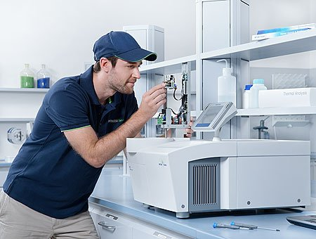 Repair Services for Thermal Analysis