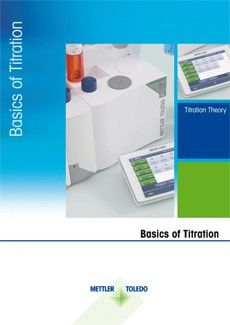Basics of Titration - A widely used quantitative analytical technique