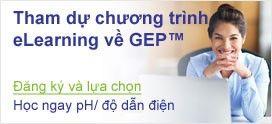 Tham dự chương trình eLearning về GEP™
