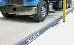 weighbridge, truck scale