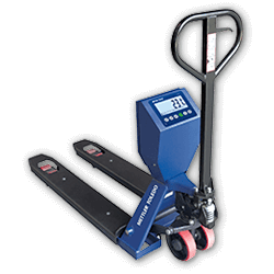 Precise Pallet Truck Scale