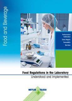 Leitfaden zu Lebensmittelbestimmungen im Labor
