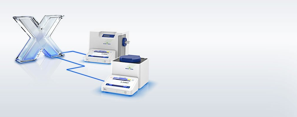 LabX for Density- and Refractometers