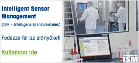 Intelligent Sensor Management (ISM – Intelligens szenzorkezelés)