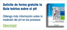 Solicite de forma gratuita la Guía teórica sobre el pH