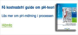 Få kostnadsfri guide om pH-teori