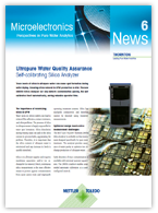 """Microelectronics Newsletter"" - N° 6 to 10"