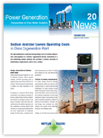 """Power Generation Newsletter"" - N° 20 to 24"