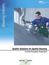 Catálogo para Cervejaria: Soluções de Qualidade para Fabricação de Cerveja de Qualidade