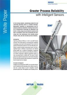 White Paper: Brewing Process Reliability with Intelligent Sensors