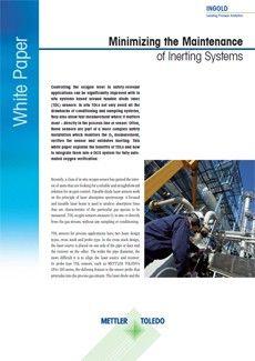 Minimizing Inerting System Maintenance