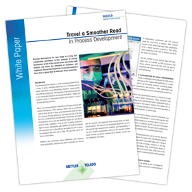 White Paper: Travel a Smoother Road in Process Development
