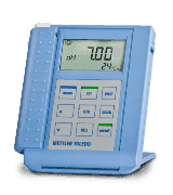 Tragbares pH-Meter