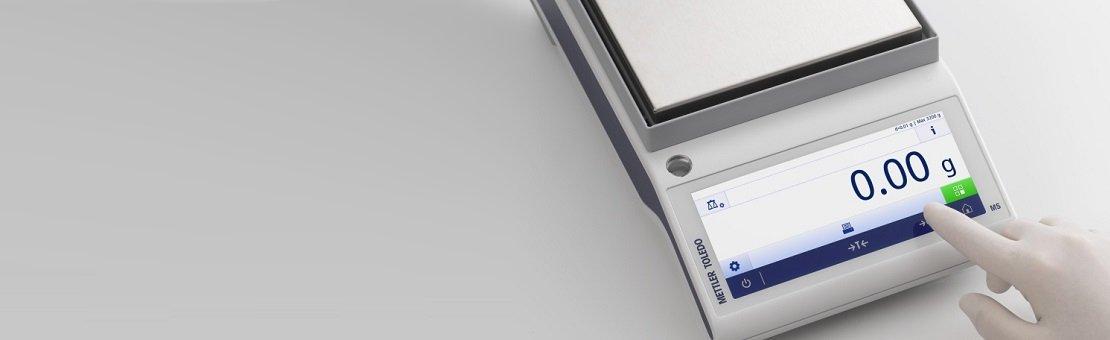 Удобный дисплей упрощает рутинные операции