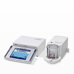 Balanças XP Micro e Ultra Micro