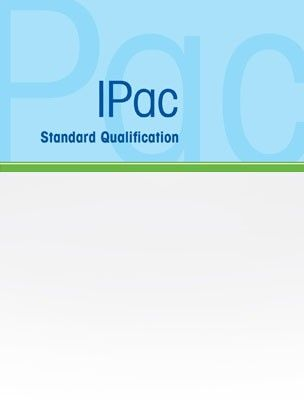 Installation and Qualifaction Service for Weighing Equipment - IPac