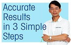 Infographic Leads to Accurate Results in 3 Steps