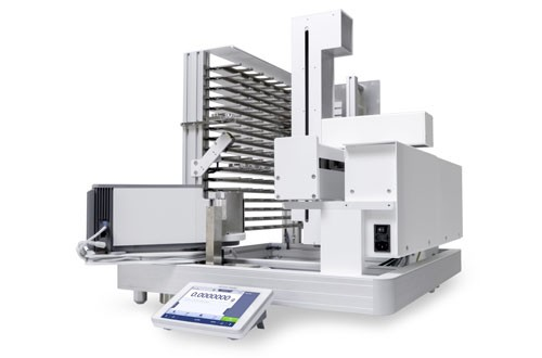 Automated Filter Weighing for Emissions Testing