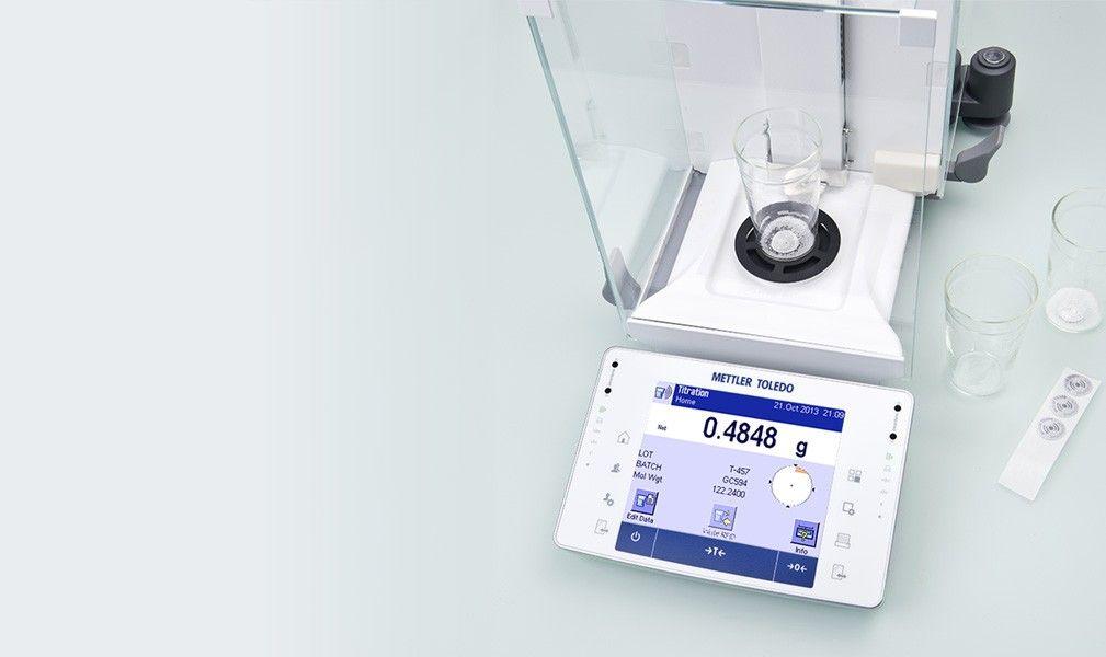 METTLER TOLEDO Solutions for Preparing Titraton Samples