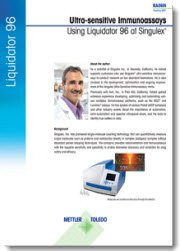 Ultragevoelige immunoassays