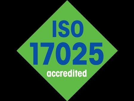 ISO/IEC 17025認定