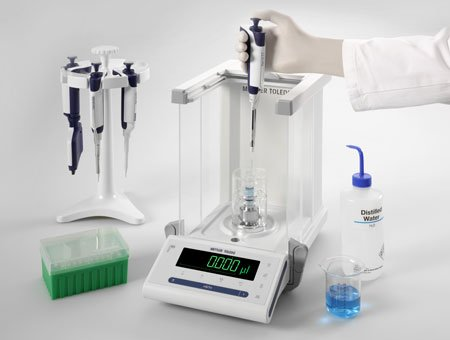 Pipette performance testing