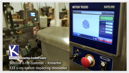 Mettler-Toledo Safeline X-ray Company Video