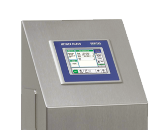 XD checkweigher terminal
