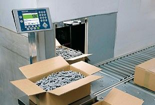 Automate Weighing, Increase Production Efficiency