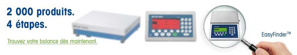 2000 Products. 4 Steps. EasyFinder