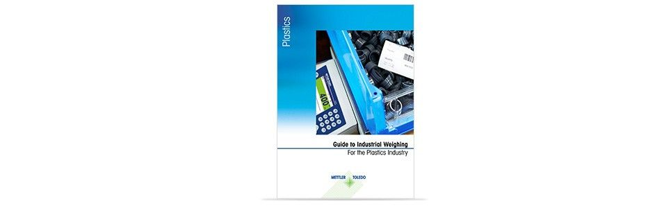 Guide to Weighing in the Plastics Industry