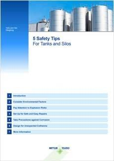 5 Tips for Safer Tanks and Silos Quick Note