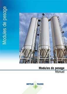 Manuel sur les systèmes de modules de pesage