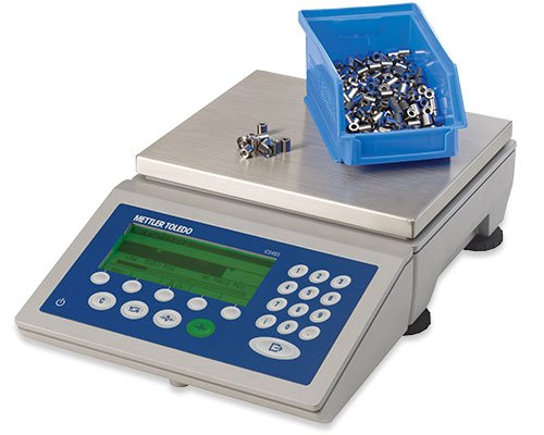 ICS465 Advanced Counting Scales