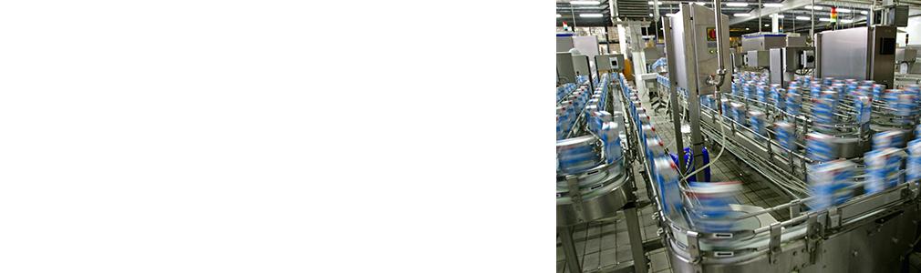 In-line checkweighing
