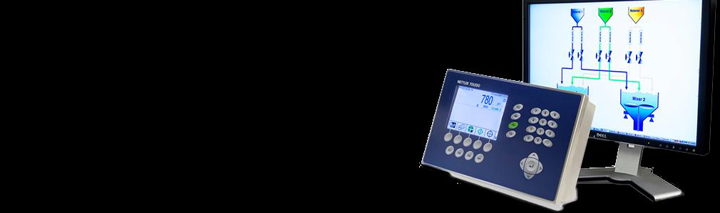 Controlador de transferencia de materiales IND780 Q.iMPACT