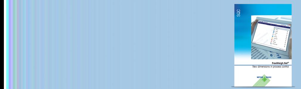 تميز في مراقبة الجودة الإحصائية (SQC) - برنامج FreeWeigh.Net®