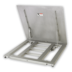 Floor Scales for Hazardous Area