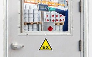 Hazardous Area Scales and Solutions