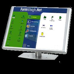 برنامج التركيب FormWeigh.Net®