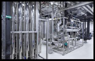 Pharmaceutical grade water preparation