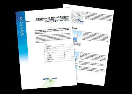 Influences on Mass Calibration – Minimizing Uncertainties