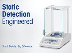 Electrostatic Detection