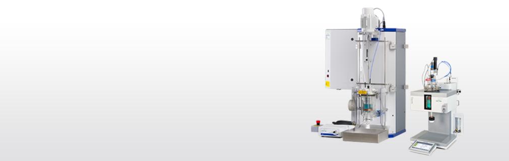 Pracovní stanice pro reakční kalorimetrii