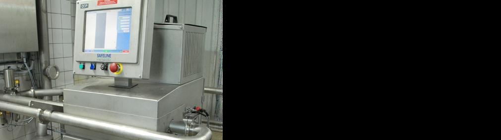 Ispezione a raggi-X per tubazioni