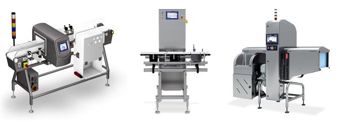 Sistemas de inspección de productos de METTLER TOLEDO