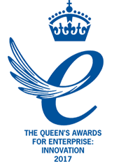 Safeline X-ray Scoops Second Queen's Award