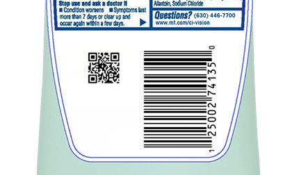 Inspection and verification of label graphics